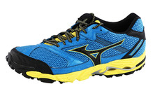 Mizuno Men's Wave Cabrakan 5 diva blue/anthracite/bolt